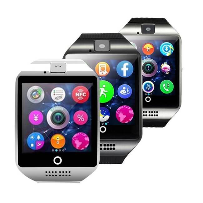 Q18 Smartwatch Myphonewatch
