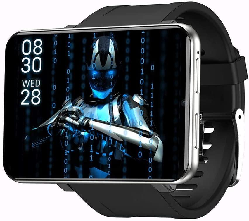 DM100 Smartwatch Black Myphonewatch