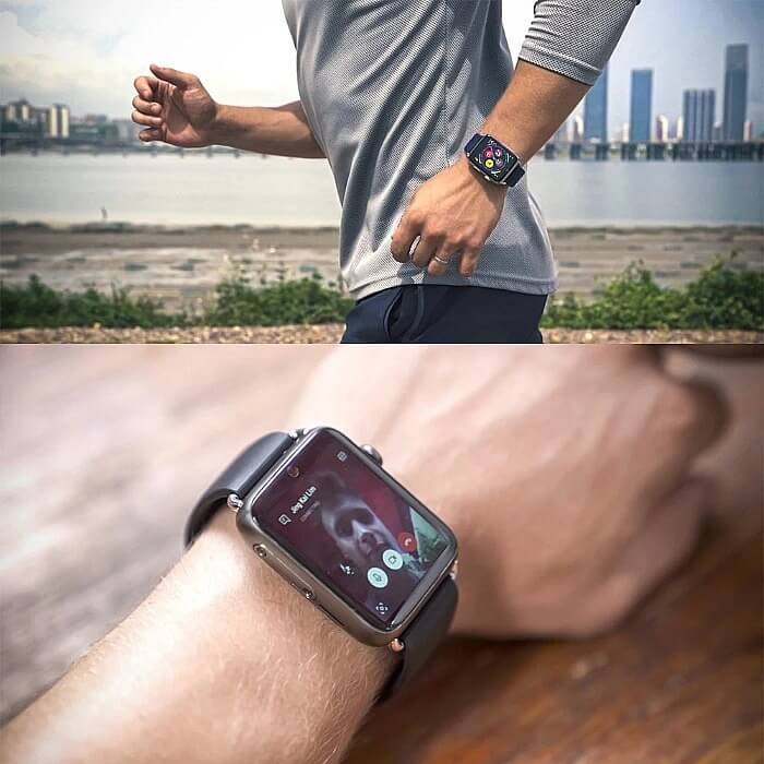 DM20 Android Smartwatch for Men Women