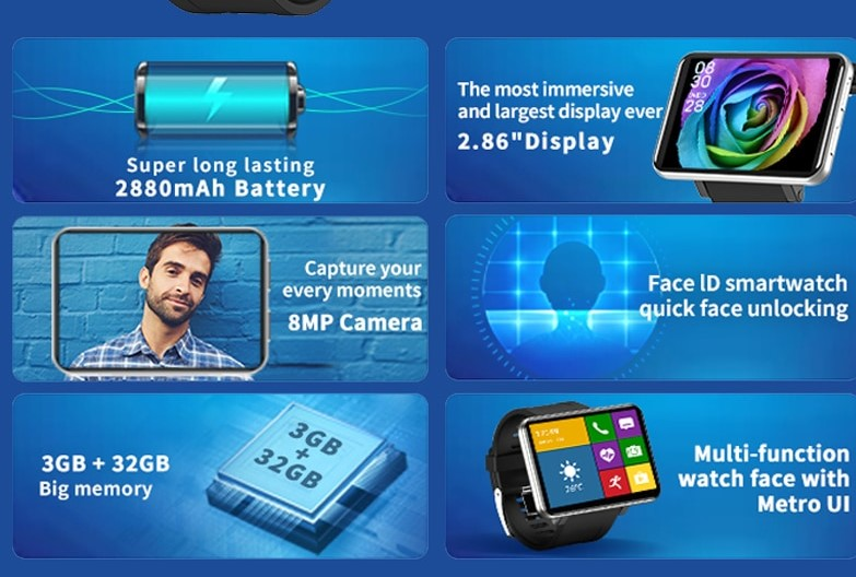 Myphonewatch Standalone Samrtwatch