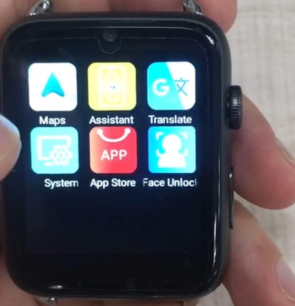 LEM10 Smartwatch