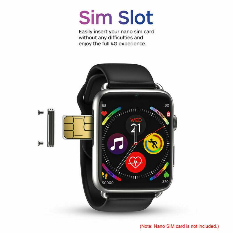DM20 LEM10 Smartwatch Myphonewatch.com